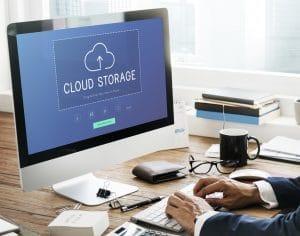solução de backup em nuvem