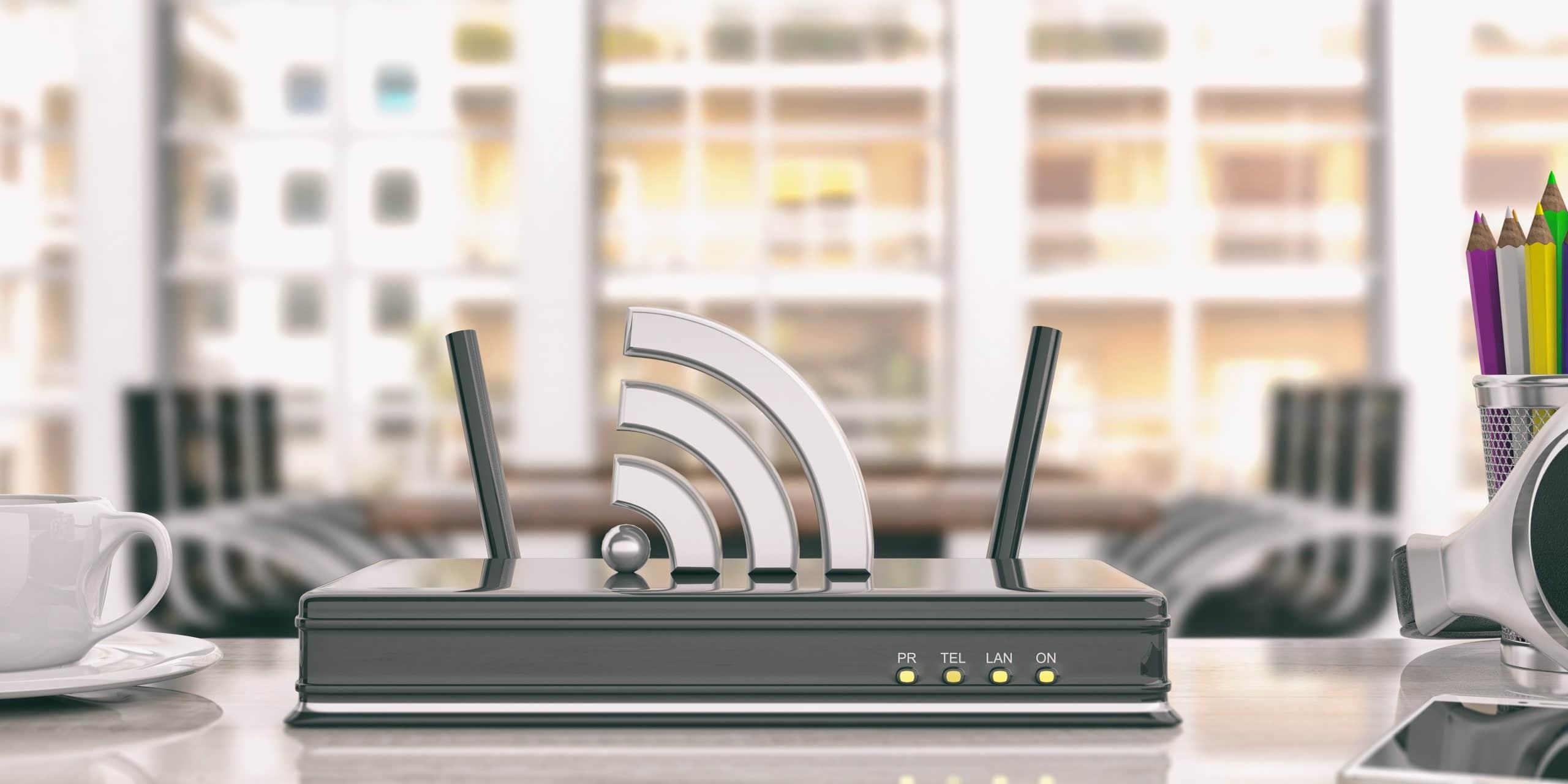 Instalação de Rede sem Fio